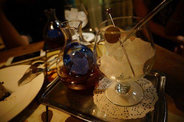 梅酒と香り